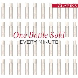 Clarins: Free Shaping Facial Lift Trial