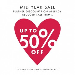 kikki.K: Mid year Sale further reduction