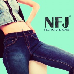 New Future: Receive a pair of New Future Jeans when you spend $100