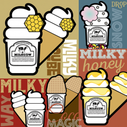 Milkcow: Free Ice-Cream