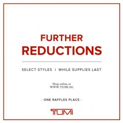 TUMI: Spring/Summer 2015 End of Season Sale