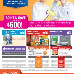 Nippon: paint and save more than $600