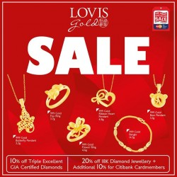 Lovis Diamonds: GSS sale