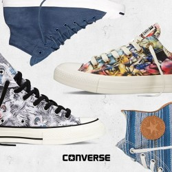 Converse: Enjoy 30% storewide on regular items