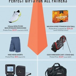 Golf House: Father's Day Promotion