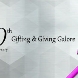 Jurong Point: 20th Anniversary Gifting & Giving Galore