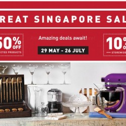 ToTT: GSS half-price discounts on selected items