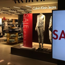 A closer look at Calvin Klein's Great Singapore Sale 2015