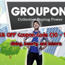 Groupon: Super July Sale --- Up to 18% OFF Coupon Code