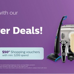 Philips Singapore: Celebrate SG50 with the super saver deals