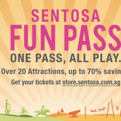 Sentosa Fun Pass: One Pass, All Play