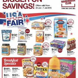 Warehouse Club: USA Fair