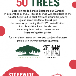 The Body Shop: Storewide Promotion