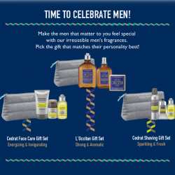 L'OCCITANE online: FATHER'S DAY GIFT
