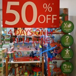 Early Learning Centre: 50% Off Storewide