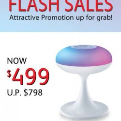 OSIM: OSIM uVenus Flash Sale For S$499