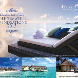 HarbourFront Centre: Ultimate Spendsations 2015