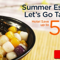 AirAsiaGo: Up To 50% Off Taiwan Hotel