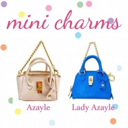 Samantha Thavasa:  Mini Azayle charms @ $70