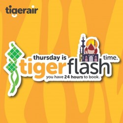TigerAir: Hari Raya Thursday Promotion