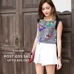 MDSCollections: Post-GSS Sale up to 80% off exclusively online