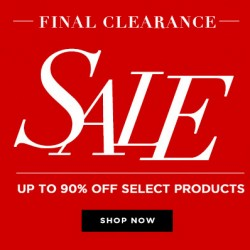 Luxola: Final Clearance Sale Up to 90% Off
