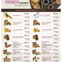 Delifrance: Indulge Yourself In Fresh Goodness With GSS 2015 Offers!