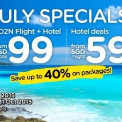 AirAsiaGo: July Specials