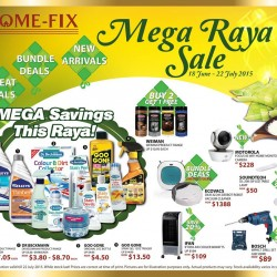 Home-Fix: Mega Raya Sale