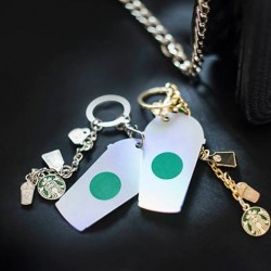 Starbucks: Top up $30 into the card get a free Mini Frappuccino key charm