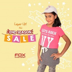 Fox: End Season Sale