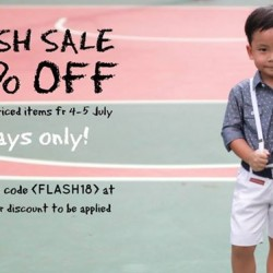 Camouflage Kids: 18% off all regular-priced items and free shipping with no minimum spend