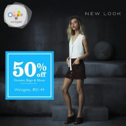 Westgate: 50% Off Dresses, Bags & Shoes