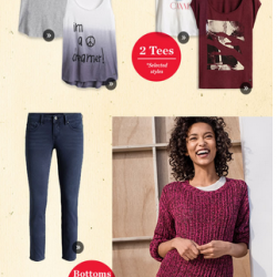 ESPRIT: celebrate the SG50 fever with great $50 buys!