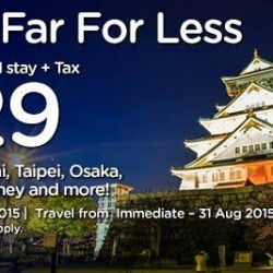 AirAsiaGo: Travel Far For Less