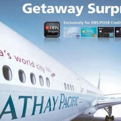 Cathay Pacific: Special Fares to Taiwan, China, Europe, North America and More