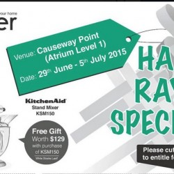 Mayer: Hari Raya Specials