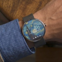 Motorola Official Website: Moto 360 Promotion