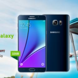 StarHub: Samsung Galaxy Note 5 4G+ with HomeHub Go, bundled with 7GB data@$100