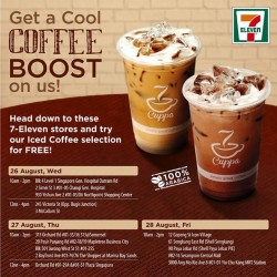 7-Eleven: Coffee Boost 7-Cuppa Ice Coffee