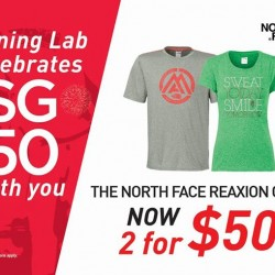 Running Lab: The North Face Reaxion Crew Now 2 for $50