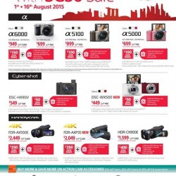 BestDenki: Celebrate the moment with SG50 Sale