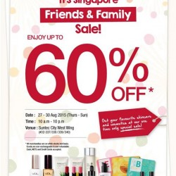 THEFACESHOP : Up to 60% OFF skincare and cosmetics