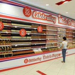 NTUC FairPrice: Celebrating The Made in Singapore Fair Up to 40% off