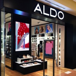 ALDO Shoes:  save for 20% OFF for their newly revamped shoes