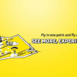 FlyScoot: Scoot Multi-City 3-Day Promoton