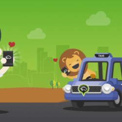GrabTaxi: Swipe that Visa with GrabTaxi and earn a free $5 promo code