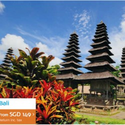 KLM: Dream Deals to Bali and more!