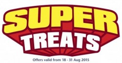 Cheers: Super Treats Offer
