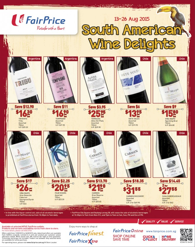 Fairprice Wine